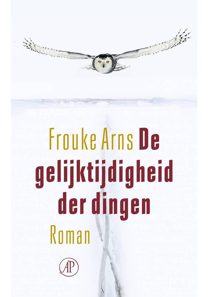 De gelijktijdigheid der dingen - Frouke Arns